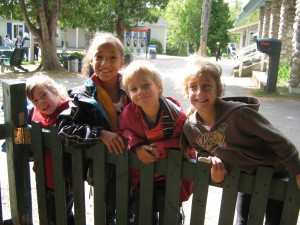 groupe camp heureux
